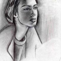 Yasmeen Ghauri @ Jicky, De Styles en Aiguilles-1990