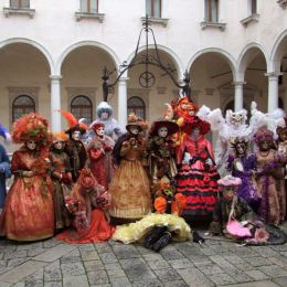 Venise Carnaval - Photo @http://castel31.free.fr/