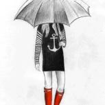 dessin look parapluie1