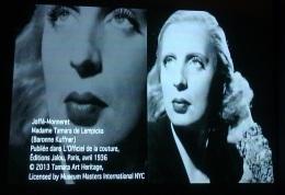 Tamara de Lempicka, l'Officiel de la Couture, 1936