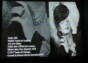 Tamara de lempicka, pour l'Officiel de la Couture, 1938