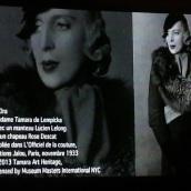 Tamara de Lempicka pour l'Officiel de la couture, 1933