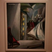 Rue dans la nuit - Tamara de Lempicka, 1923 - collection Richard et Anne Paddy, USA