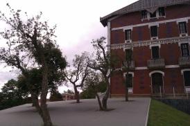 Musée Balenciaga, entrée