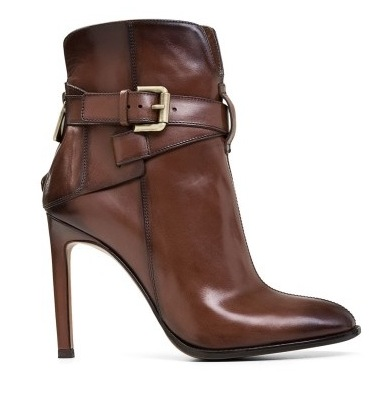 bottines santoni rose