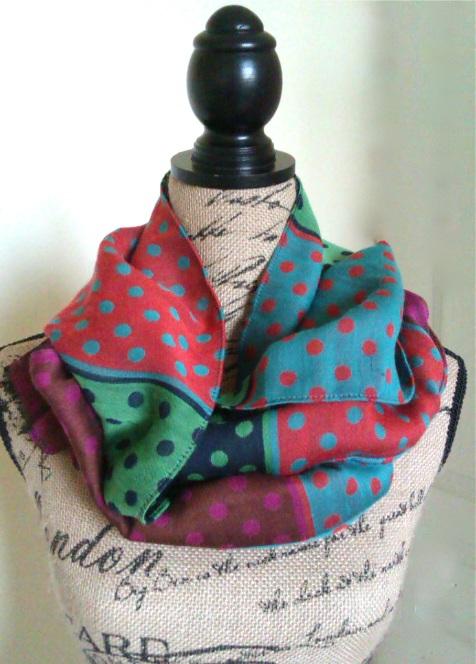 écharpe laine et soie marc rozier1