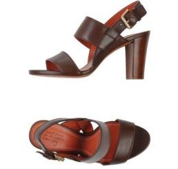Sandales SANTONI chocolat