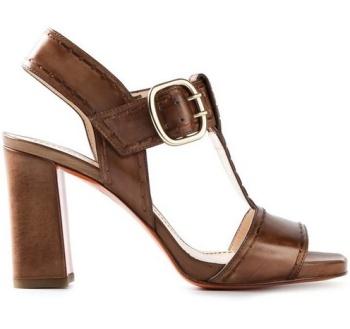 Sandales SANTONI à boucle