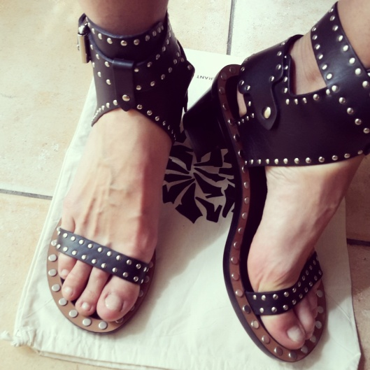 sandales jaeryn isabel marant