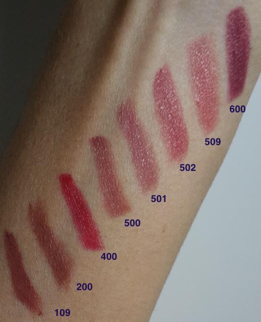 rouge d'armani rouges à lèvres