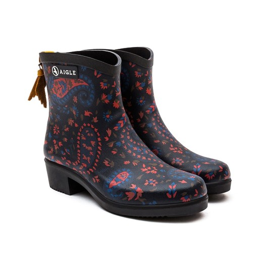 bottines aigle miss juliette print3