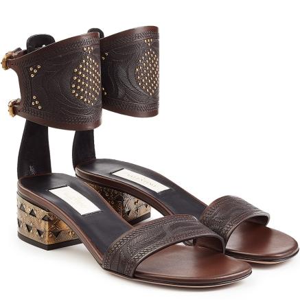 sandales valentino