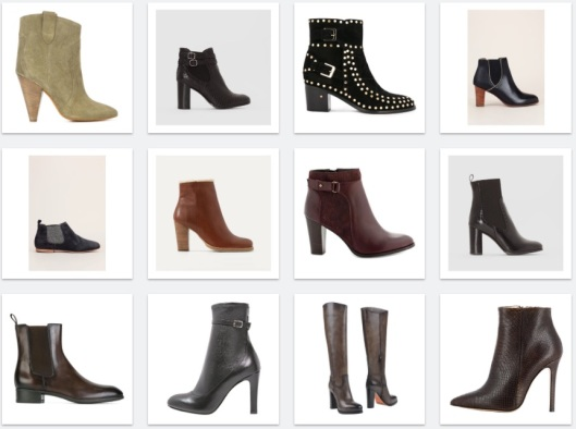 selection-bottines