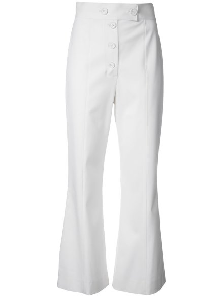 pantalon-flare-blanc-proenza-schouler