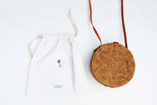 roundie bag panier we like bali