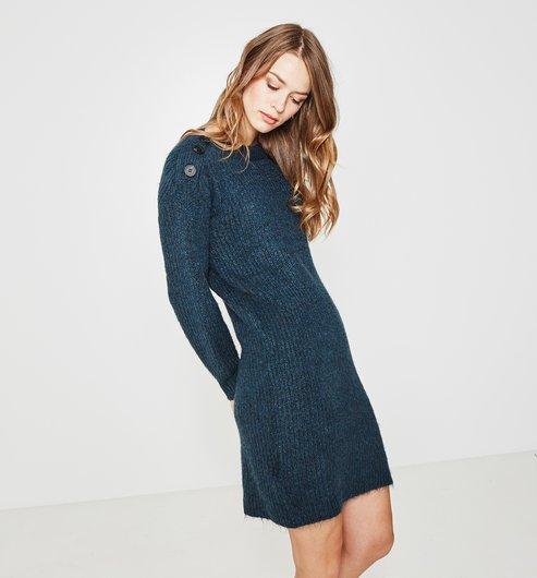 cef7c78d244 La robe pull  Promod  2018